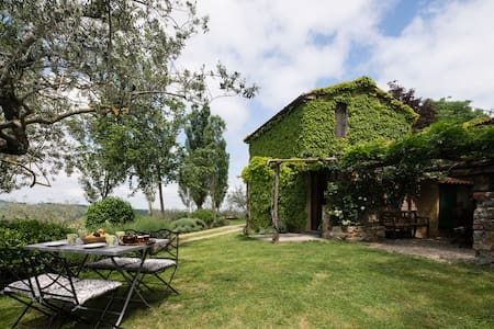 La Vignaccia (the old barn)- villa w/private pool