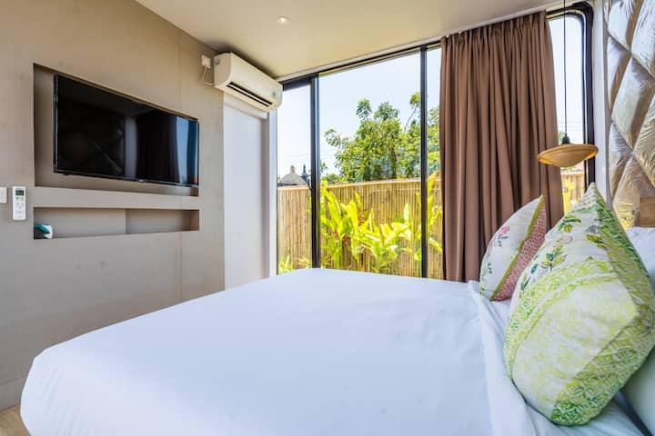 A Unique Cozy 1bd Apartment 500m to Echo Beach