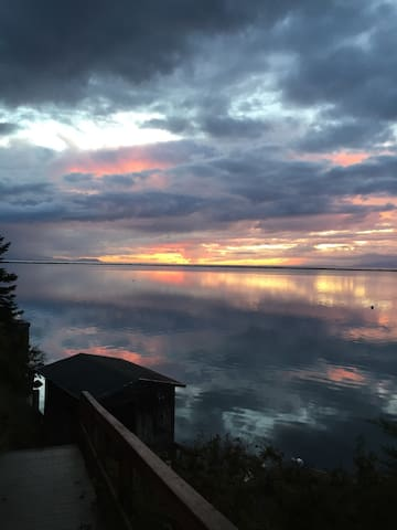 Beautiful Dungeness View 3 - Sequim - Bed & Breakfast