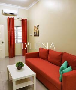 D'Lena Homestay Klang