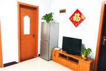 古城之家 简约 青州古城范公亭博物馆景区房 可做饭。欢迎!