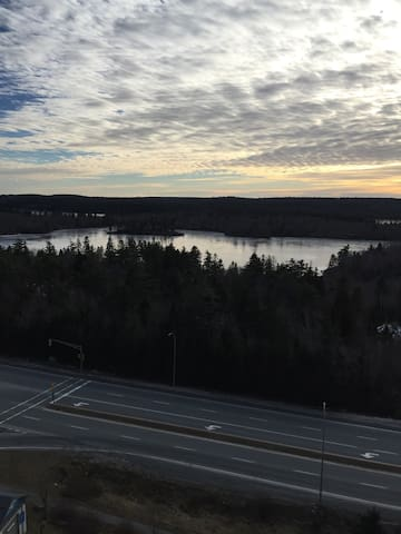 Private lake  view suite room - Halifax - Apartmen