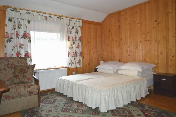 Small pension near Tatra Mountains - Jurgów