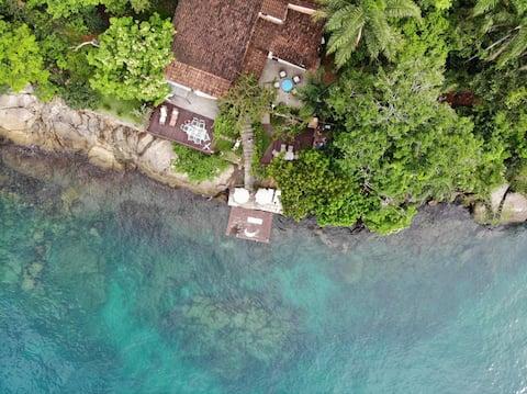Complexo Aripeba - Ilha Grande - Angra dos Reis