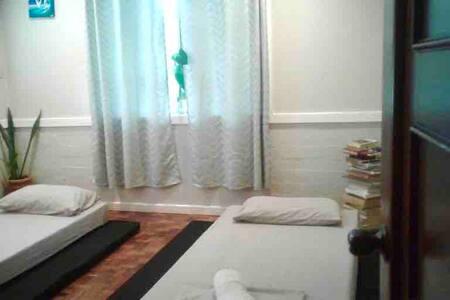 Subic Rainforest Retreat Corner Room 1