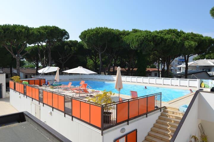Apartment in Lido degli near De Polta Park & Seabeach