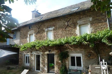 charmante maison -15min de Rodez - Manhac - Dům