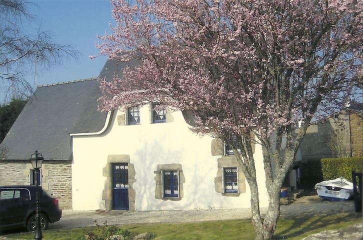 villa bord de mer bretagne - Clohars-Carnoët - Hus