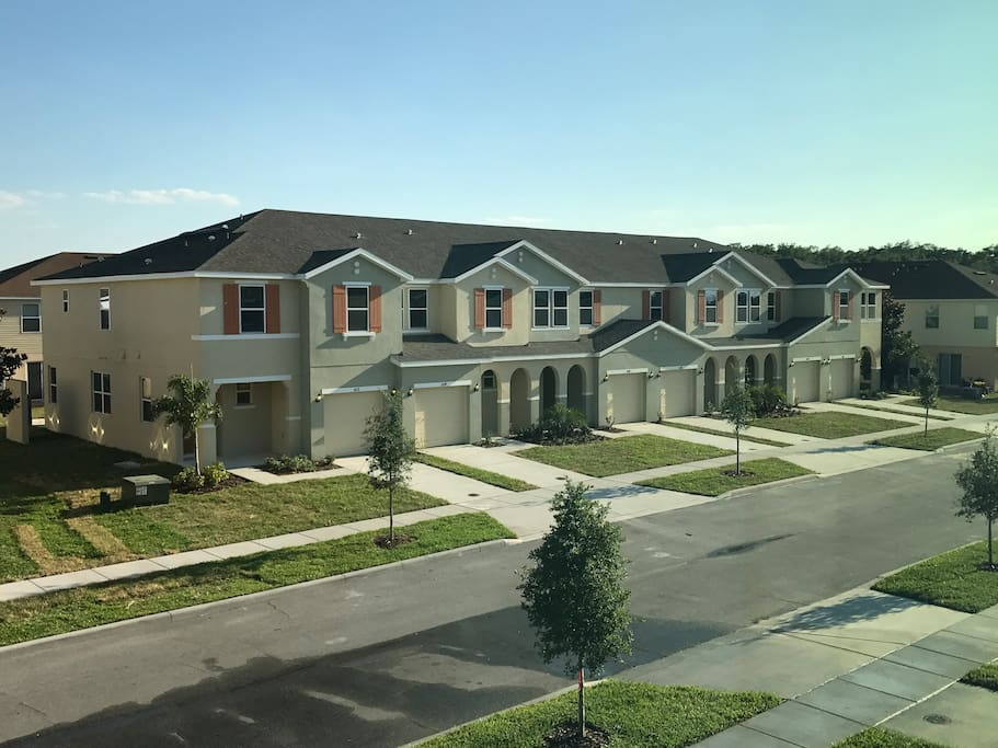 5124c Family Friendly 4 Bedroom Close To Disney In Orlando Area Houses For Rent In Kissimmee