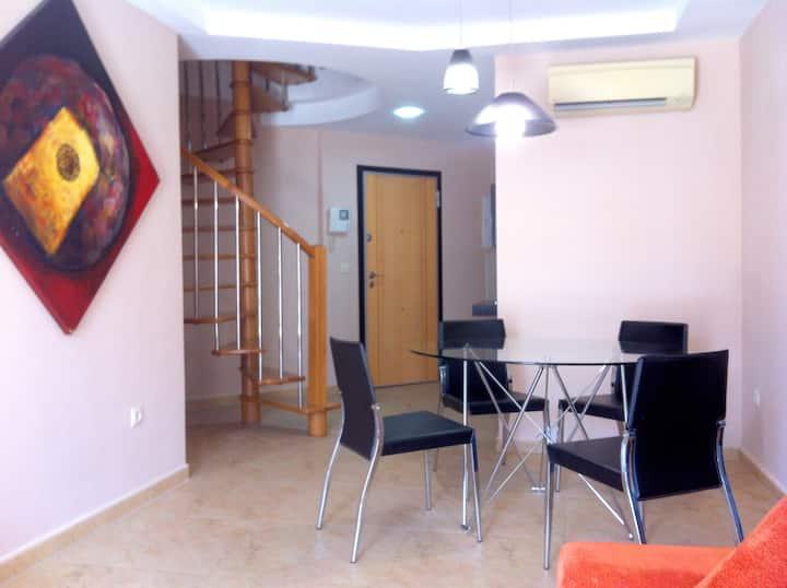 Apartamento duplex en Peñiscola