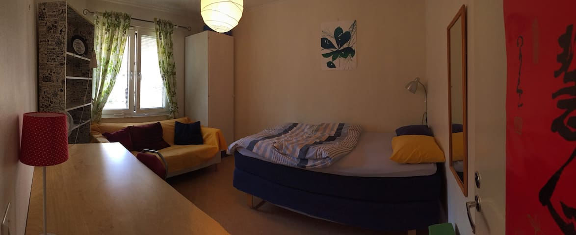 Room at Odenplan