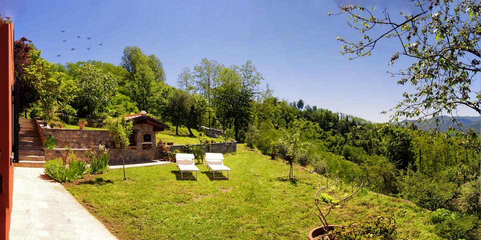The Sound of Barga-Tuscany - Barga - Appartement
