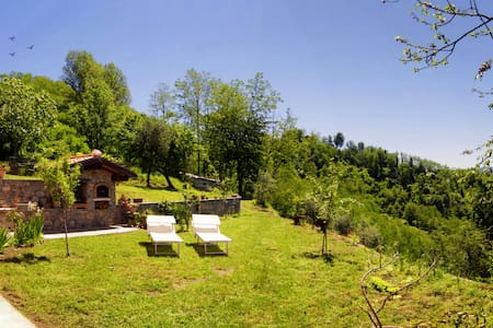 The sound of Barga-Tuscany - Barga - Apartment