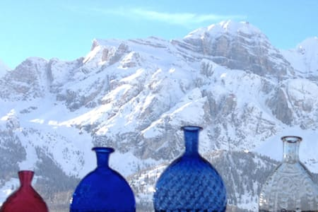 ContemporaryDesign & mountain view - Cortina d'Ampezzo - Apartmen