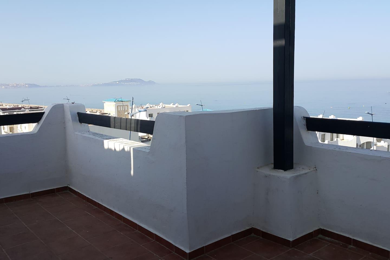 Balcon avec vue splendide