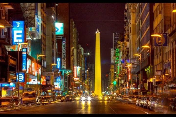 Corazón de Buenos Aires. A metros calle Corrientes