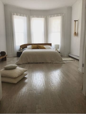 Tranquil and Welcoming Master Bedroom