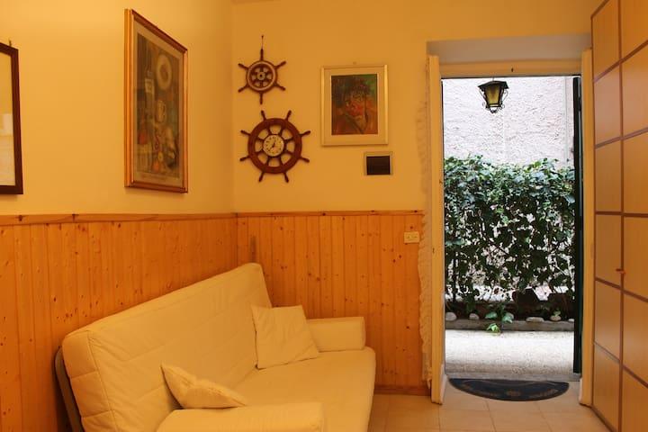 Bilocale Porto Ercole centro - Porto Ercole - Apartamento