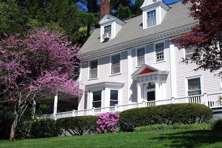 Brandt House Bed and Breakfast - Greenfield - Szoba reggelivel