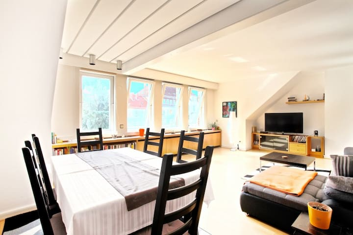 ID 4144 | 2-room-apartment wifi - Hannover - Flat