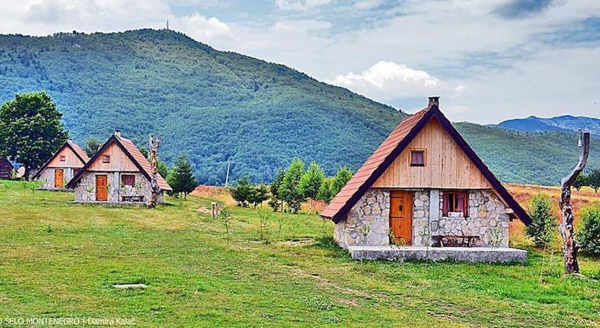 Etno selo Montenegro - Donja Brezna
