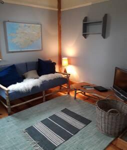 The Studio, Unique Timber Eco-Home
