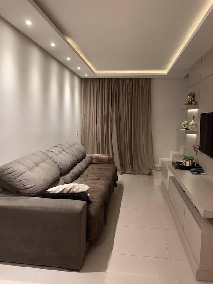 Casa completa confortável a 5,6 Km vila germânica.