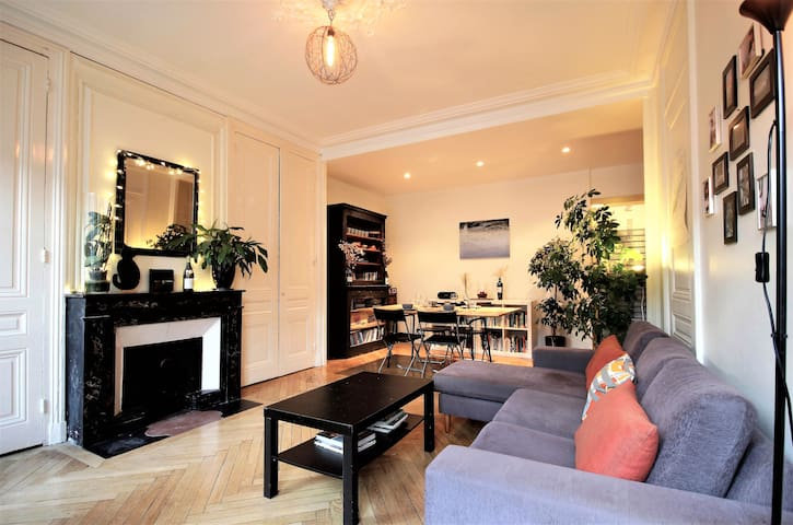 Stunning 2-bed in Lyon hyper-centre - great views!