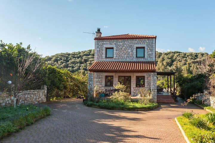 The Country House near Chania