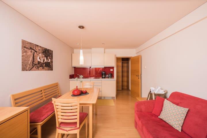Gemütliches Apartment mit Top-Blick und Services