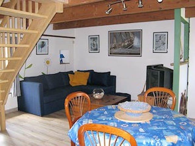 Studio typique breton avec jardin - Plouézec - Apartament