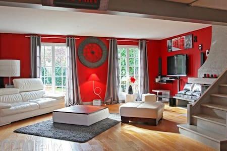 Maison 145 m2 près DISNEYLAND/PARIS - Lésigny - Hus