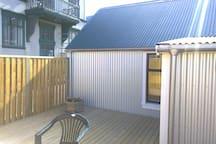 Comfortable bungalow in oldtown