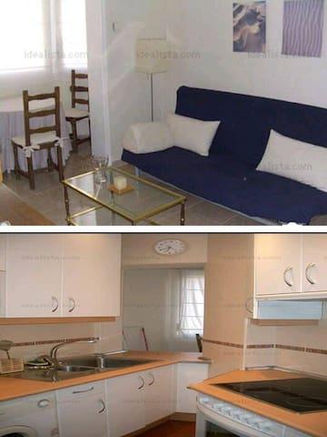 Habitación en Madrid Río - Madrid - Apartamento