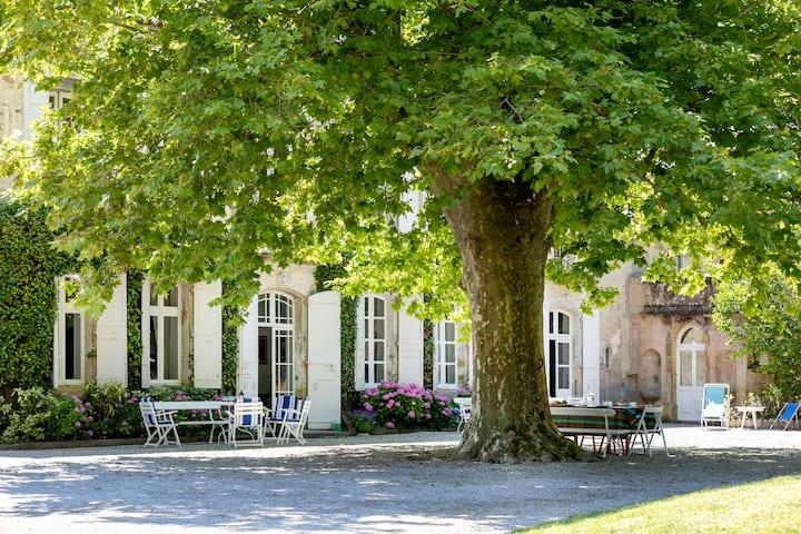 Maison de Maître XIXe siècle avec piscine et parc