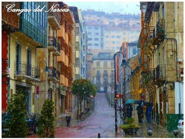Apartamento en Cangas del narcea - Cangas del Narcea - Apartament
