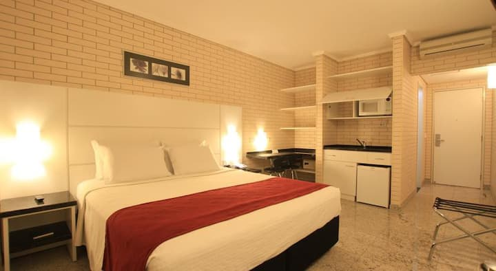 Hotel Confiance Prime Batel - STANDARD CASAL