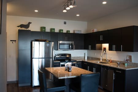NEW CONSTRUCTION- Upscale Strip District Apartment - Pittsburgh - Flat
