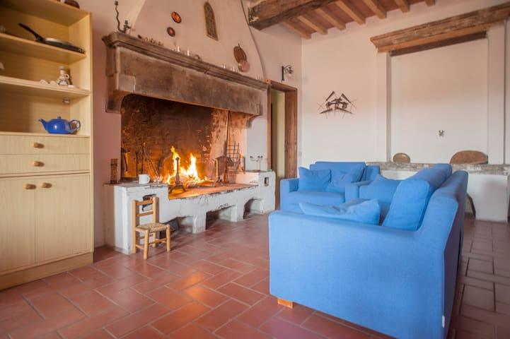 Benvenuti in Valdera - Montecchio di Peccioli  - Apartamento