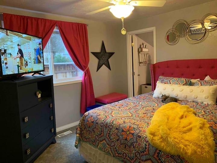 Bohemian rhapsody room