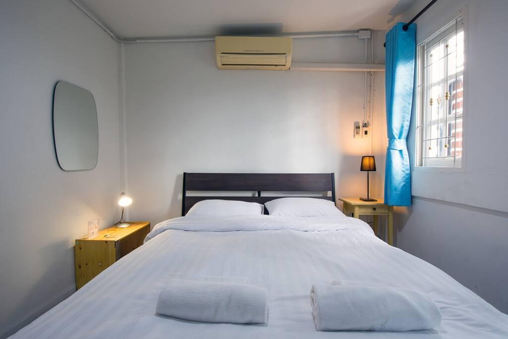bedroom1 - master bedroom