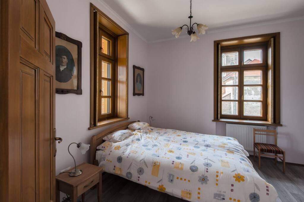 1. sz szoba saját fürdővel