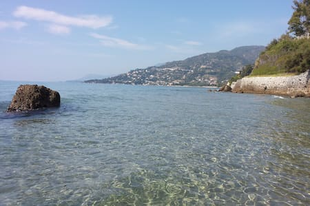 Doube bedroom beachfront - Bordighera
