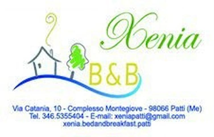 B&B and Appartament XENIA (TINDARI) - Patti - Villa