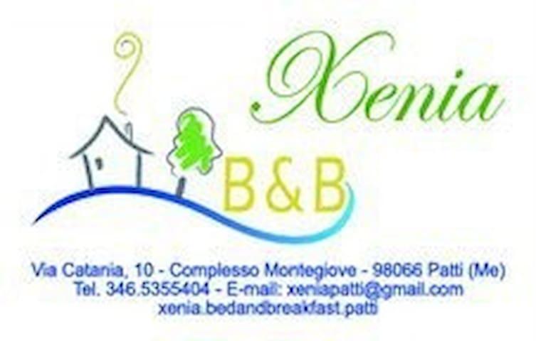 B&b and Appartament XENIA (TINDARI) - Patti - Villa