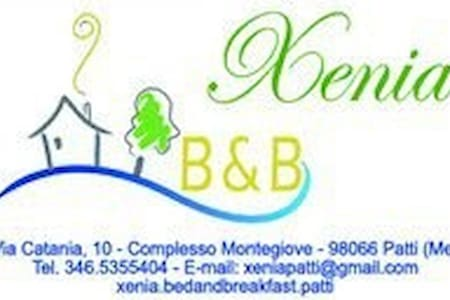 B&b and Appartament XENIA (TINDARI) - Patti