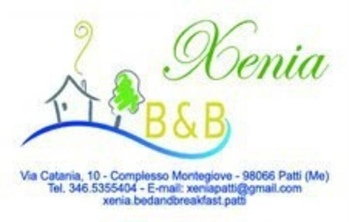 B&b and Appartament XENIA (TINDARI)