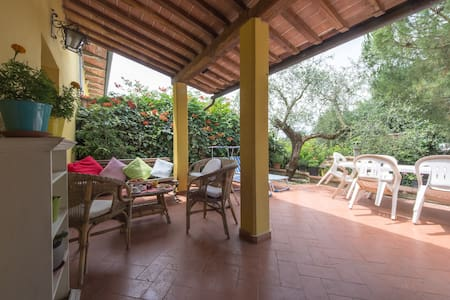 Beautiful 2 rooms in tuscan hills - Montespertoli
