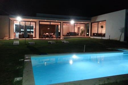 Moradia de Luxo c/ Piscina e Wi-FI - Recarei - Dům