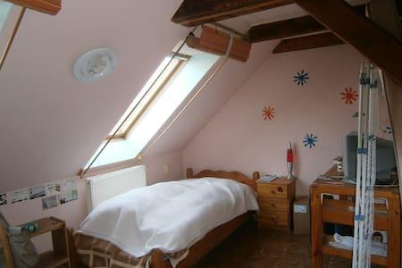 Kedves szoba csendes kertes házban - Pécs